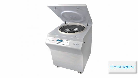 1096R<br>Centrífuga refrigerada de alta capacidad<br>CAT. GZ-1096R