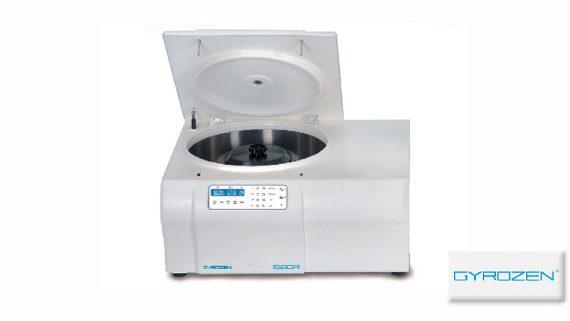 1580R<br>Centrífuga refrigerada de mesón<br>CAT. GZ-1580R