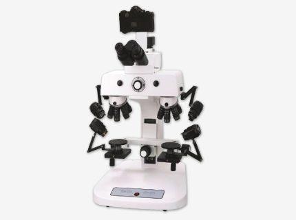 Microscopio BSC-300<br>Microscopio de comparación<br>CAT. BSC-300