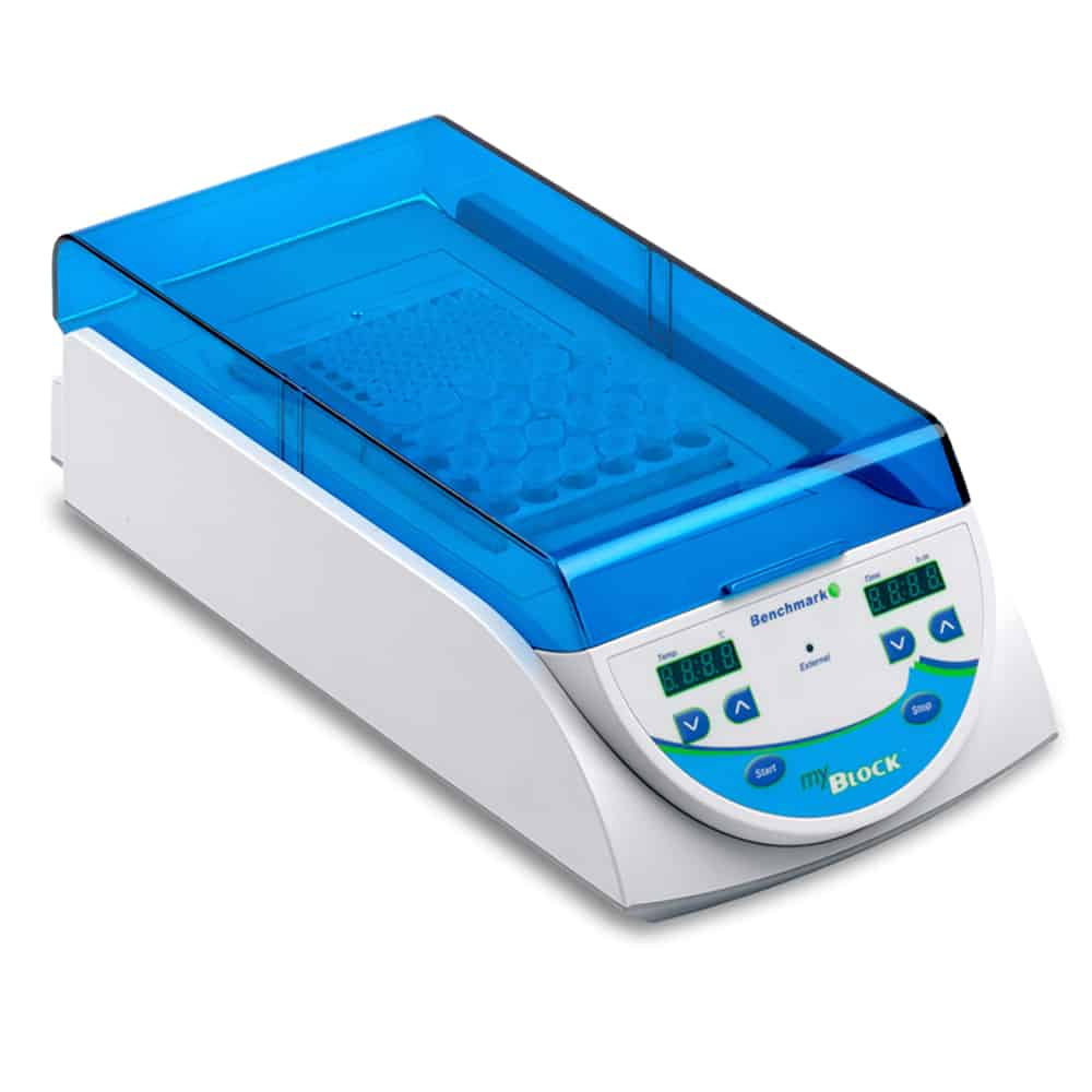MyBlock Digital Dry Bath Dual Block