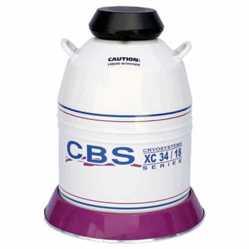 Series XC 34/18 Cryosystem