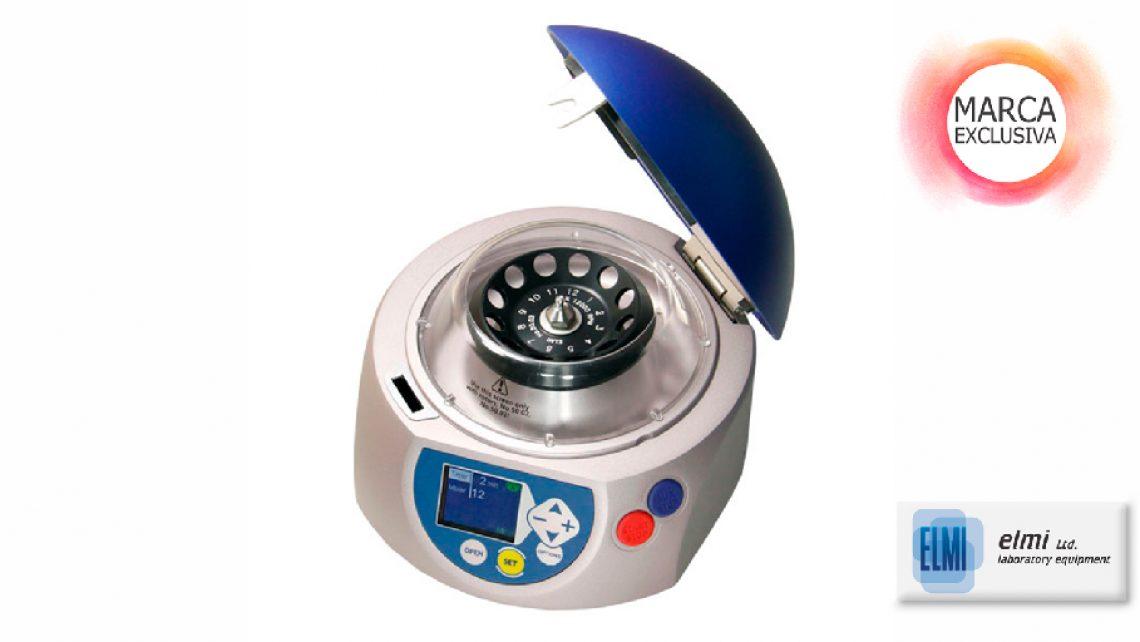 FugaMix™ CM-50M<br>Centrífuga convencional de mesón<br>CAT. CM-MC50
