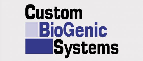 Custom BioGenic Systems<br>Representación Fermelo Biotec