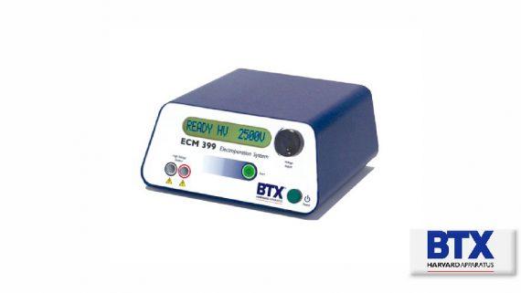 ECM 399<br>Sistema de electroporación<br>CAT. 450000INT