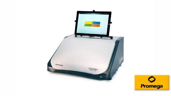 Luminómetro de placas<br> CAT. GM2000 / GM2010<br> Promega Corporation