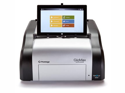 GloMax® Explorer<br>Lector multimodo para microplacas<br>CAT. GM3510