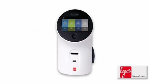 Luna-II™ Automated Cell Counter<br>Contador Automático de Células<br>CAT. L40001 / L40002