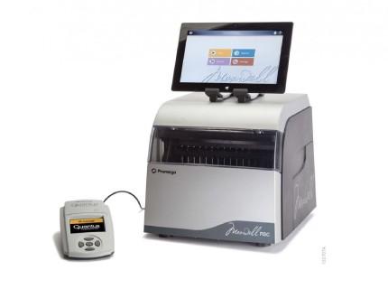 Maxwell® RSC<br>Sistema automatizado de purificación de ácidos nucleicos<br>CAT. AS4500