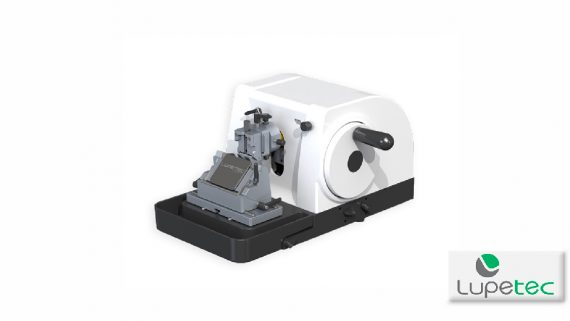 Micrótomo rotatorio MRP2015<br>Micrótomo<br>CAT. MRP2015<br>Lupetec