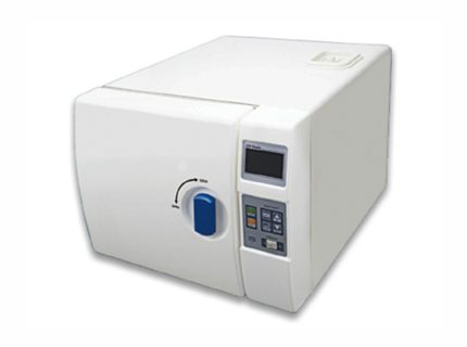 Table Top Vacuum Clave NB-SS25<br>Autoclave Horizontal<br>CAT. NB-SS25<br>N-Biotek