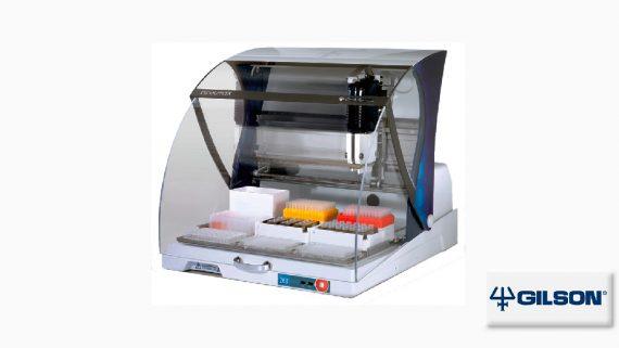 Pipetmax® 268<br>Sistema automatizado de manejo de líquidos<br>CAT. 321000000<br>Gilson