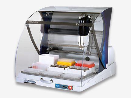Pipetmax® 268<br>Sistema automatizado de manejo de líquidos<br>CAT. 321000000