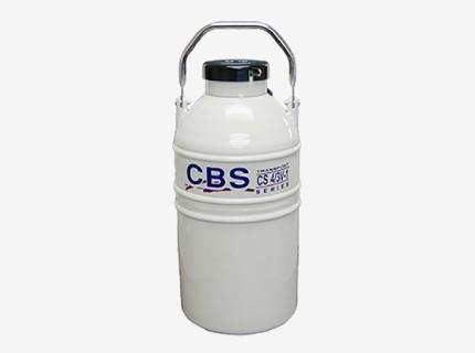 SC 4/3V Vapor Shipper<br>Contenedor para transporte de muestras en nitrógeno líquido<br>CAT. SC4/3V