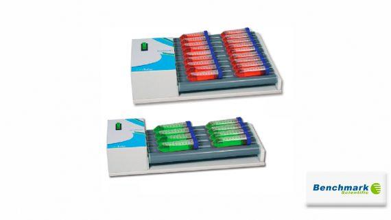 TubeRoller<br>Agitador Hematologico Orbital<br>CAT. R3005-E / R3010-E