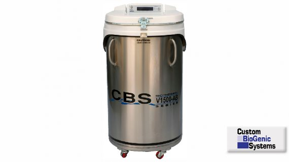 V-1500AB Isothermal LN2 Freezer<br>Sistema de criopreservación<br>CAT. 55156V