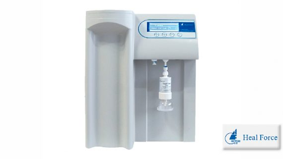 Water Purification System – Easy Series<br>Purificador de agua<br> CAT. EASY-15 / EASY-30<br> Heal Force